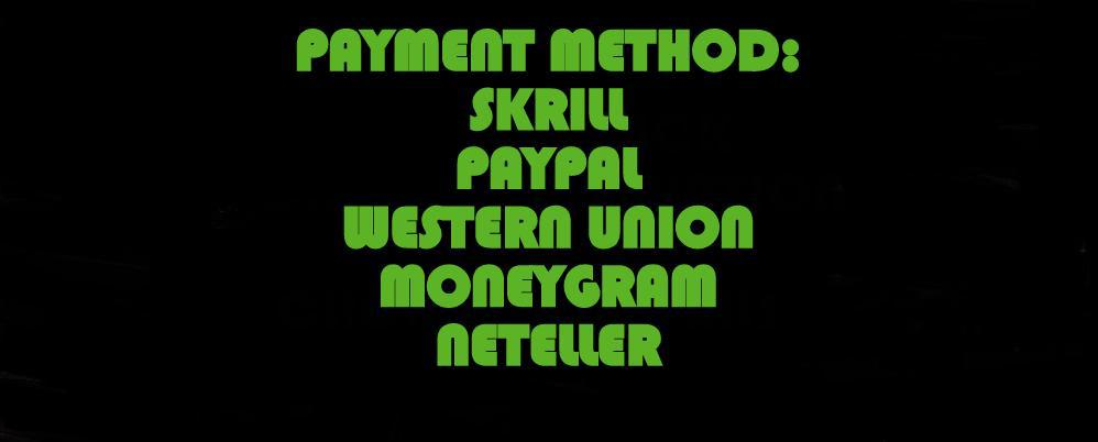 Contacts & Payment